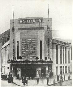 Astoria Finsbury Park 1930 by kencta, via Flickr