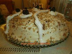 """ΠΛΑΘΩ ΖΥΜΑΡΑΚΙΑ ΜΕ ΤΑ ΔΥΟ ΧΕΡΑΚΙΑ ..: """" Η ΠΟΥΤΙΓΚΑ ....."""" Diy And Crafts, Food And Drink, Cookies, Cake, Desserts, Blog, Christmas, Crack Crackers, Tailgate Desserts"""