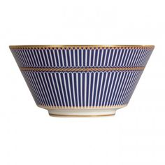 Anthemion Blue All Purpose Bowl