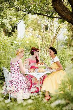 ~ a tea party ~