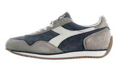 Diadora Womens Heritage Track S Stone Wash Running Shoes Sneakers  #diadora #RunningCrossTraining