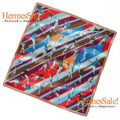 Hermes Pilotari 140cm Burgundy Cashmere Shawl