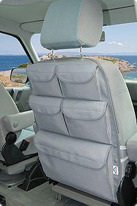 "UTILITIES VW T4 cabin seats, ""Classicgrey""."