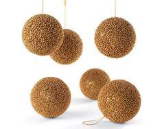 large glitter balls