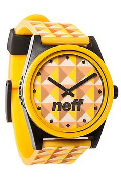 The Daily Wild Watch in Golden by NEFF