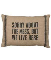 Funny Pillow.