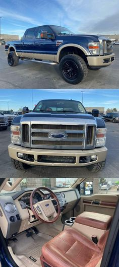 Custom Trucks For Sale, Lifted Trucks For Sale, Bed Liner, King Ranch, Wheels And Tires, Ford, Offroad, Off Road