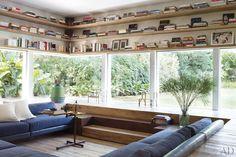 An Isay Weinfeld-Designed Brazilian Villa Photos | Architectural Digest