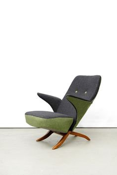 Theo Ruth | Penguin chair | 1950s