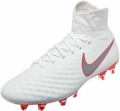 Nike Magista Obra II Pro DF FG – White Metallic Cool Grey 221d0300b3994