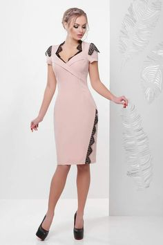 Pinned onto 2018 winter outfits Board in 2018 winter outfits Category Short Dresses, Dresses For Work, Formal Dresses, Elegant Dresses, Beautiful Dresses, Hijab Fashion, Fashion Dresses, Fashion Sewing, Classy Dress