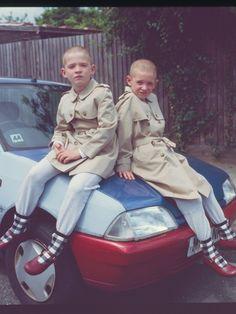 TWINS | MilK - Le magazine de mode enfant