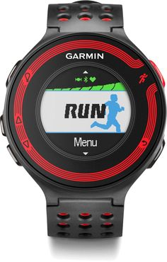 Get motivating feedback with the Garmin Forerunner 220 GPS heart rate monitor. #REIGifts