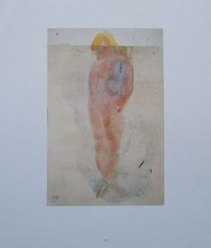 STANDING FEMALE & BIRTH OF VENUS 2 Kunstdrucke Art Prints AUGUSTE RODIN 2001