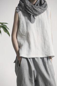 Linen separates by Muku