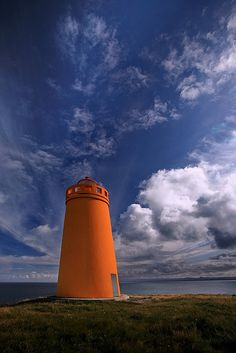 Iceland lighthouse by olgeir on flickr