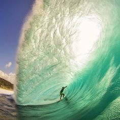 Even if weren't paddling at maxed out Pipeline, we hope you got into some waves today. Happy International Surfing Day! Photo: @zaknoyle #Surfer #SurferPhotos