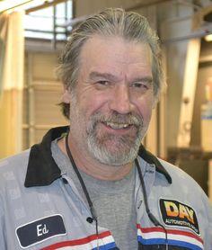 Ed Uncapher - Service Technician