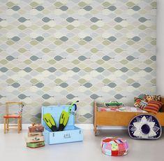Mural Fish Wish P122202-2 - Little Room