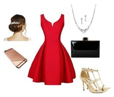 """""""Untitled #6"""" by ddebyputritania ❤ liked on Polyvore featuring Dee Keller and Jon Richard"""