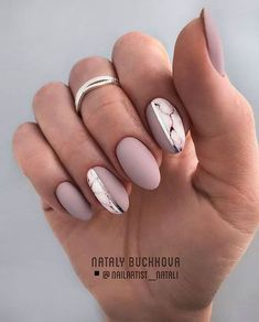 30 Perfect Pink And White Nails For Brides ? pink and white nails bridal original design with marble pattern nailartist_natali : 30 Perfect Pink And White Nails For Brides ? pink and white nails bridal original design with marble pattern nailartist_natali Popular Nail Designs, Short Nail Designs, Nail Art Designs, Nails Design, Summer Nail Designs, Oval Nail Art, White Oval Nails, Matte White Nails, Black Nail