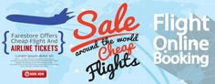 Cheapest Airline Tickets f you are more of the adventurous type, don't hesitate to search for the cheapest airfare available on your own. The internet is an amazing resource for all things travel, including finding surprizing deals on cheapest airfare. So devote some time to looking at several different websites before you make a purchase. You may find slightly more reasonable deals by staying away from mainstream websites. It is easy to do a search for websites that offer cheapest airfare…
