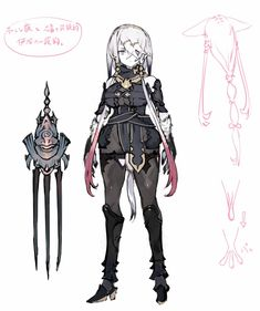 Female Character Design, Character Concept, Character Art, Girl Inspiration, Character Design Inspiration, Bloodborne Concept Art, Monster Girl Encyclopedia, Elf Characters, Warrior Girl