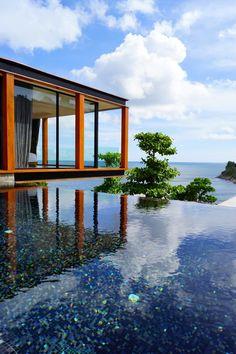 @Matt Valk Chuah Naka Phuket Phuket, Thailand  #resort #sky #sea Places To Travel, Travel Destinations, Places To Visit, Blue Jay Way, Phuket Resorts, Sky Sea, Phuket Thailand, Facade House, La Jolla