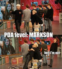 MARKSON | allkpop Meme Center