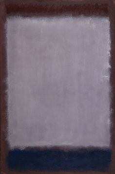 Mark Rothko, 'Lavender and Mulberry' (1959)