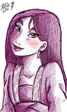 mulandeviantart | Disney princess - Mulan by Thunderstorm-Fairy