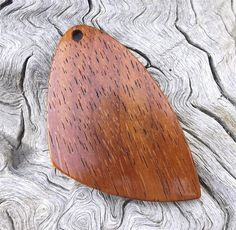 Wooden Pendant Premium Quality Handmade With African