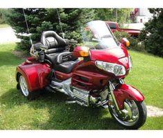08 Honda Goldwing Gl1800 trike is a 2008 Honda Goldwing Motorcycles Trike in Metuchen NJ
