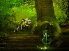 Fantasy Wood. by Philip Ed, via Flickr