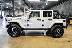 2014 Jeep Wrangler Unlimited Rubicon X. His