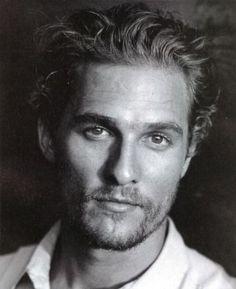 Ohh crap distraction on my board.....Matthew McConaughey pretty-boys