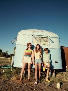 Sunbathing, MilK 36 | MilK - Le magazine de mode enfant