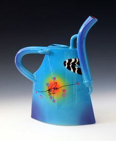 Ceramics by Richard Godfrey (1949-2014) at Studiopottery.co.uk - Produced in 2007.
