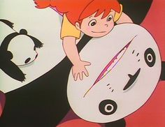 PANDA! GO PANDA! - Helen McCarthy embraces Miyazaki's panda-monium
