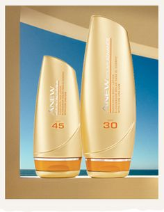 avon anew sunscreen the first sun care line from anew #OKLsummer