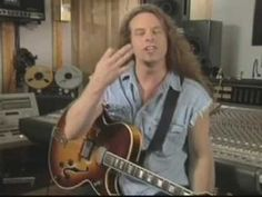 Ted Nugent - Guitar lesson