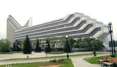 These Futuristic Buildings Reveal the Soviets' Vision for Tomorrow