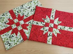 Gift Wrap Pillow Cover Fronts