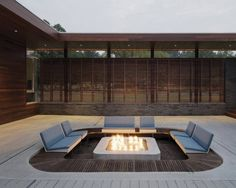 7 Fire Pits That Will Keep You Warm Outside