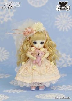 Ai-Doll-Peony-mini-ball-jointed-doll-fashion-BJD-Groove-in-USA