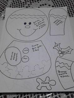 Un patrón de enredo de Chris-Moose de muñeca primitiva-de Navidad-alitas de luz enredado-caprichosa-estante sitter-arte de la fibra Christmas Arts And Crafts, Christmas Sewing, Diy Christmas Ornaments, Felt Ornaments, Felt Christmas, Christmas Projects, Holiday Crafts, Christmas Decorations, Gingerbread Crafts