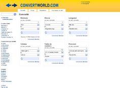 Un convertisseur universel gratuit en ligne