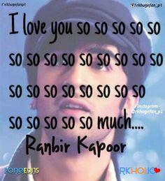 i love u ranbir rk huge fan Shraddha Kapoor, Ranbir Kapoor, Chocolate Boys, Bollywood Songs, Indian Celebrities, Editing Pictures, Loving U, Just Love, Corner