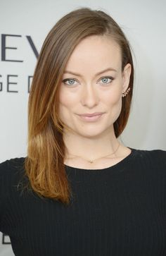 Actress Olivia Wilde launches Revlon's NEW Age Defying Collection at Trump SoHo on December 11, 2013 in New York City.