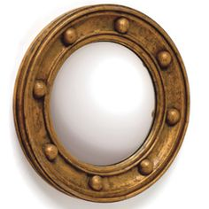 THE WELL APPOINTED HOUSE - Luxury Home Decor- Titanic Mirror - Mirrors - Decorative